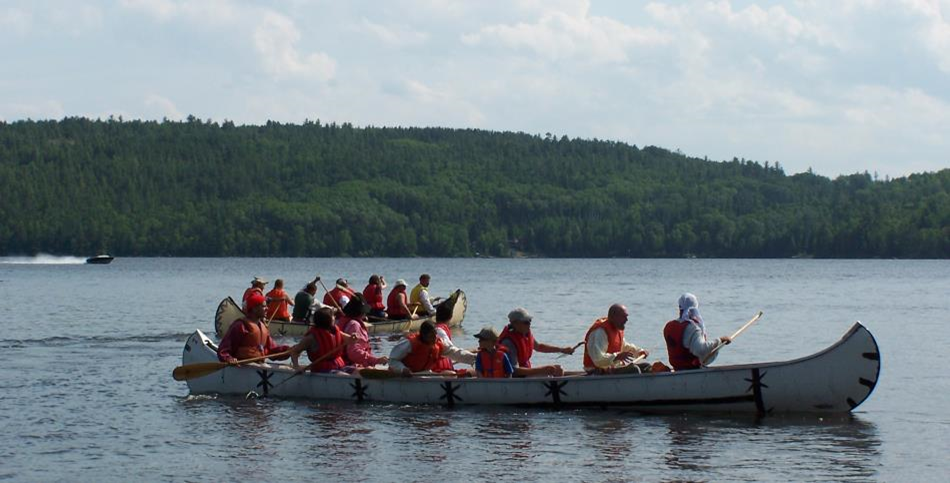 Picture of Canoe Group