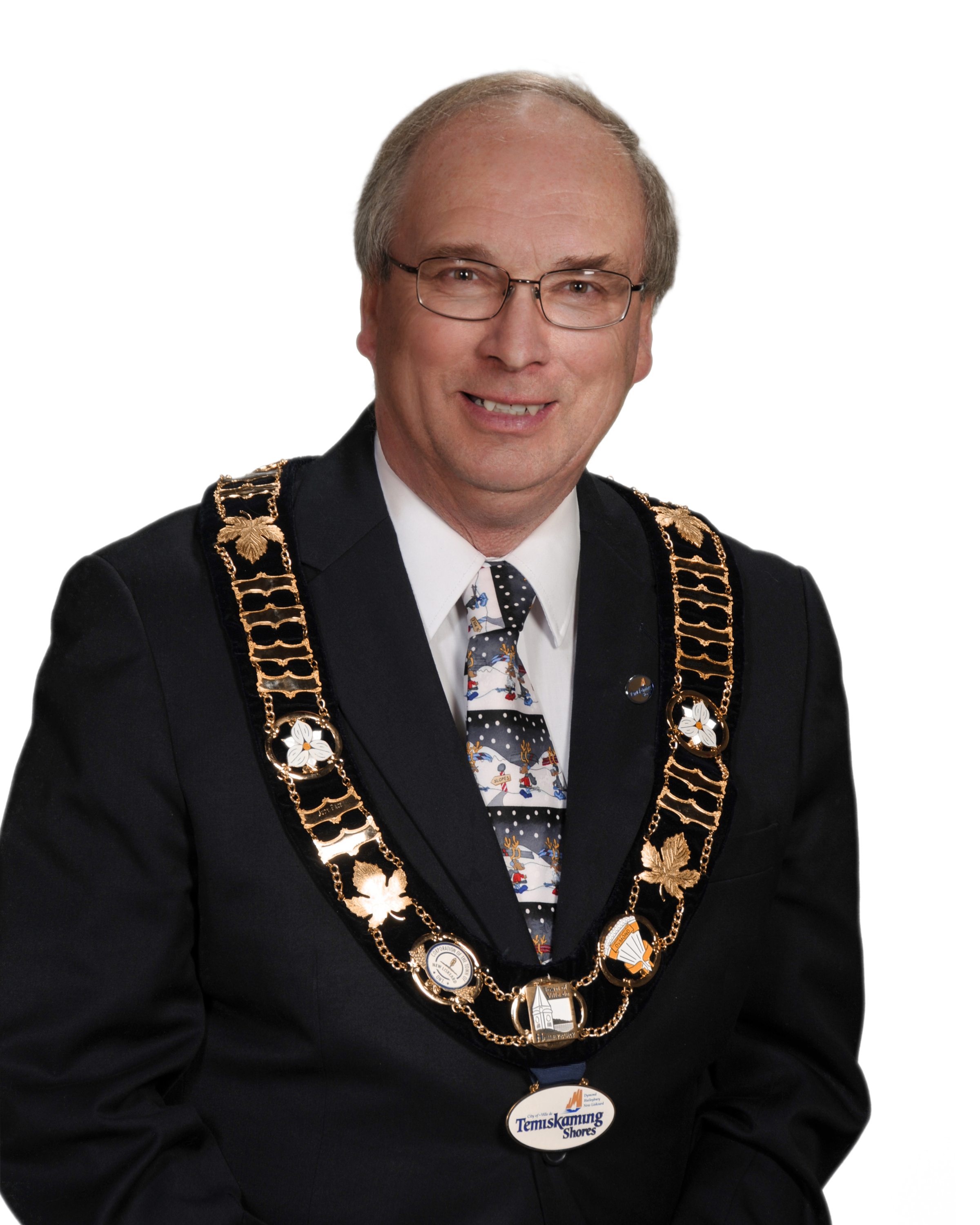 Mayor Carman Kidd