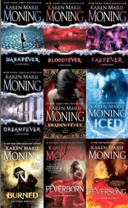 Fever series book covers