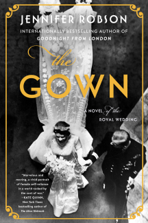 Cover of The Gown by Jennifer Robson