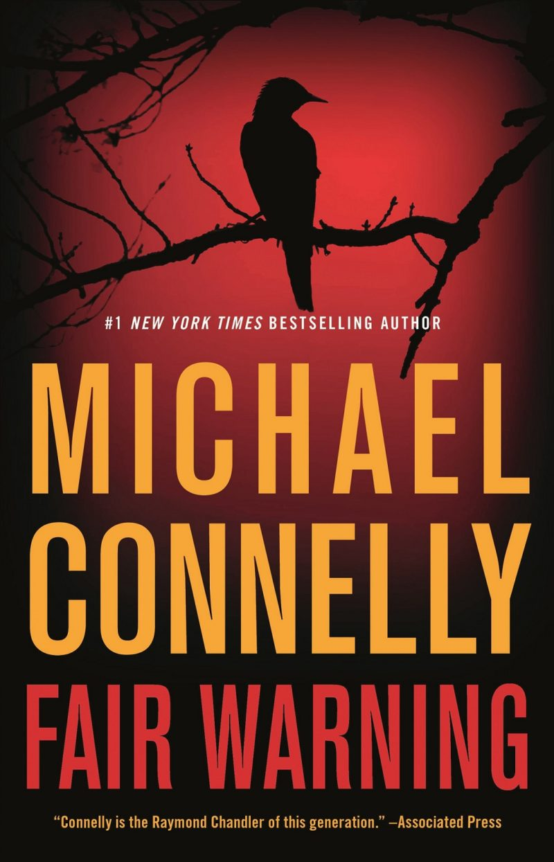 Fair Warning by Michael Connelly book cover