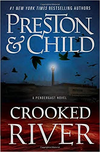 Crooked River by Preston and Child book cover