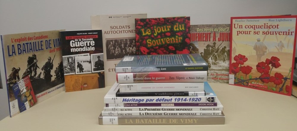 Books about Remembrance Day
