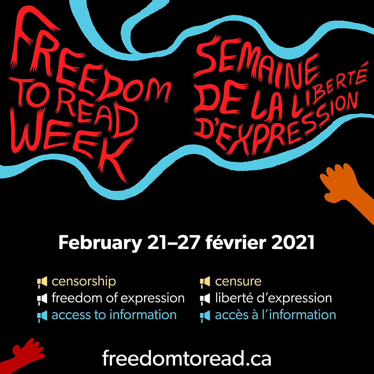 Freedom to Read Week image