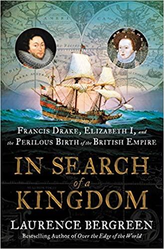 In Search of a Kingdom book cover