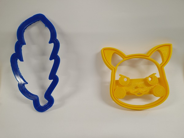 3-D printed cookie cutters