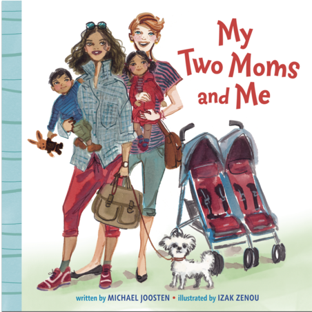 My Two Moms and Me cover