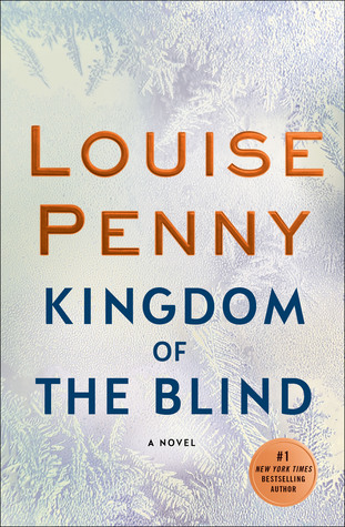 Louise Penny Kingdom of the Blind cover