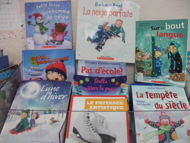 Photo of french books