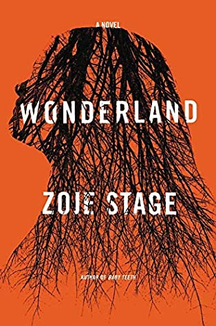 book cover for Wonderland by Zoje Stage