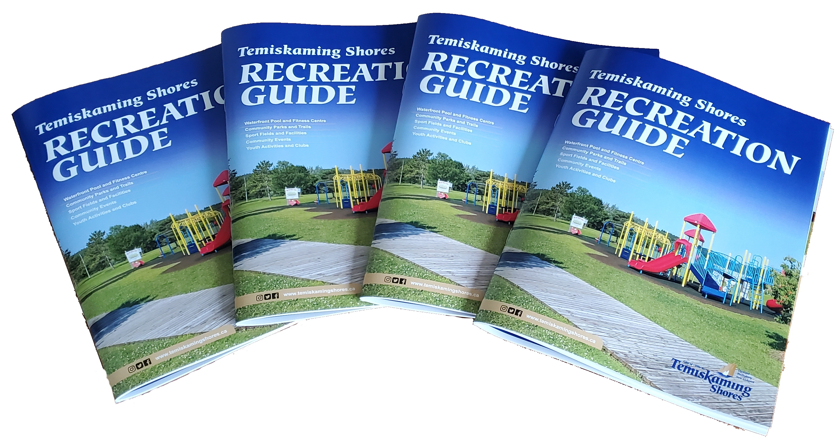 Recreation Guide Outside Cover